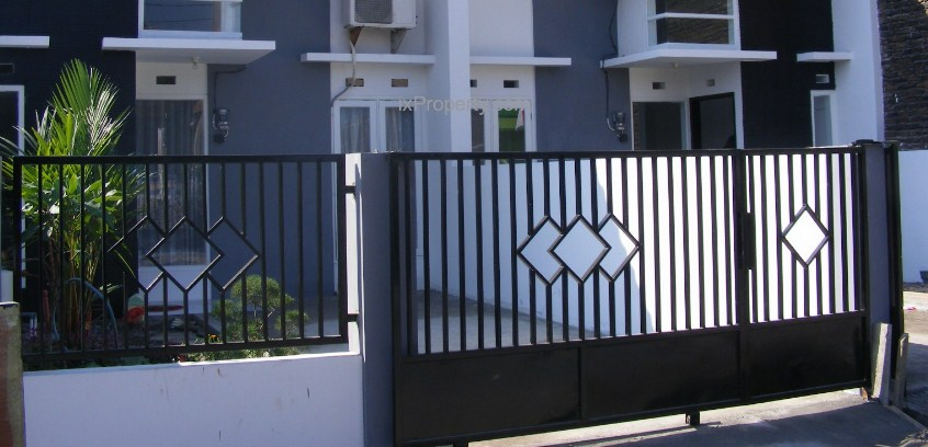 35+ Terbaik Untuk Model Pintu Gerbang Perumahan Minimalis ...